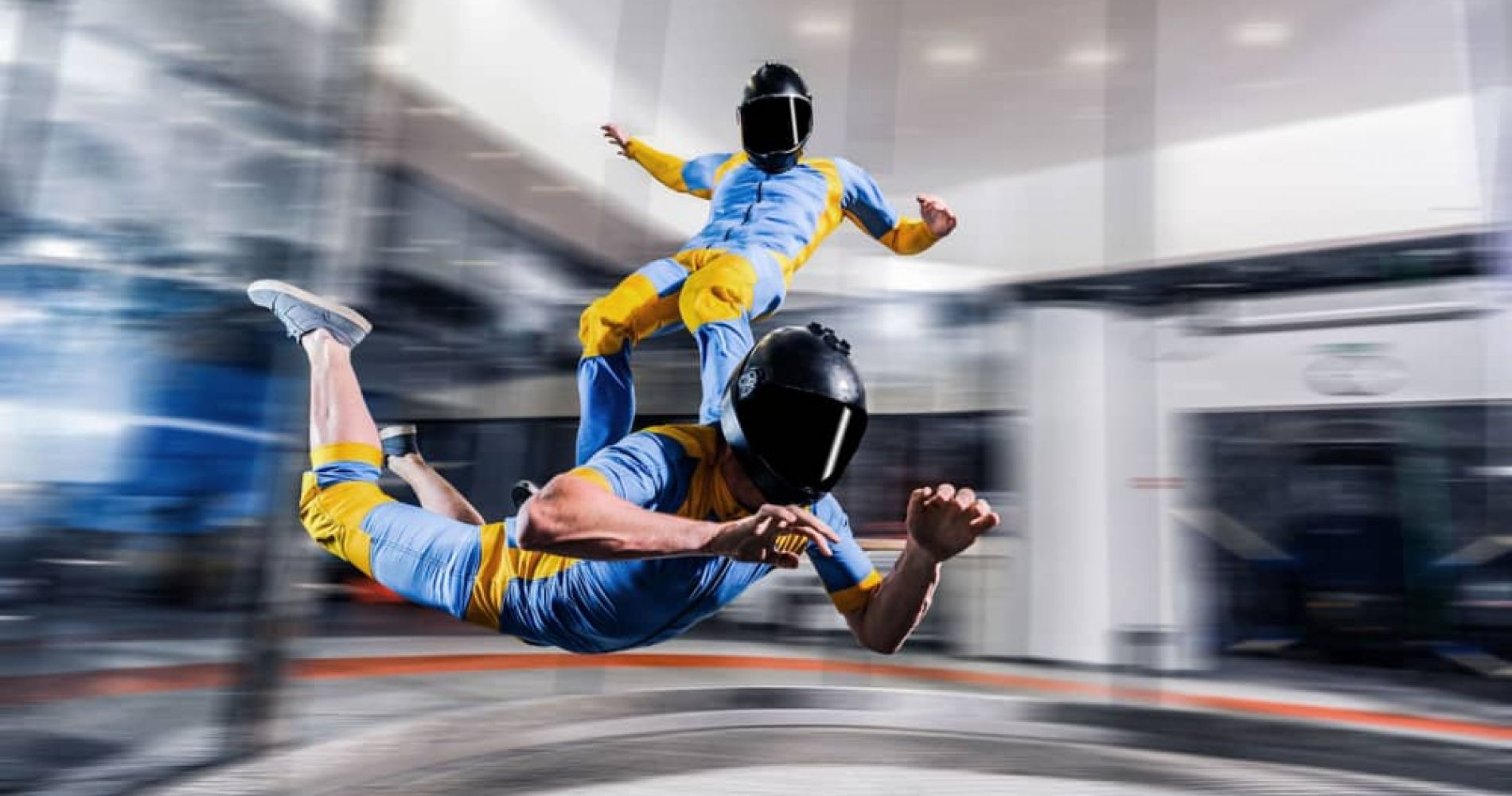 iFly Dubai Indoor Skydiving and other attractions
