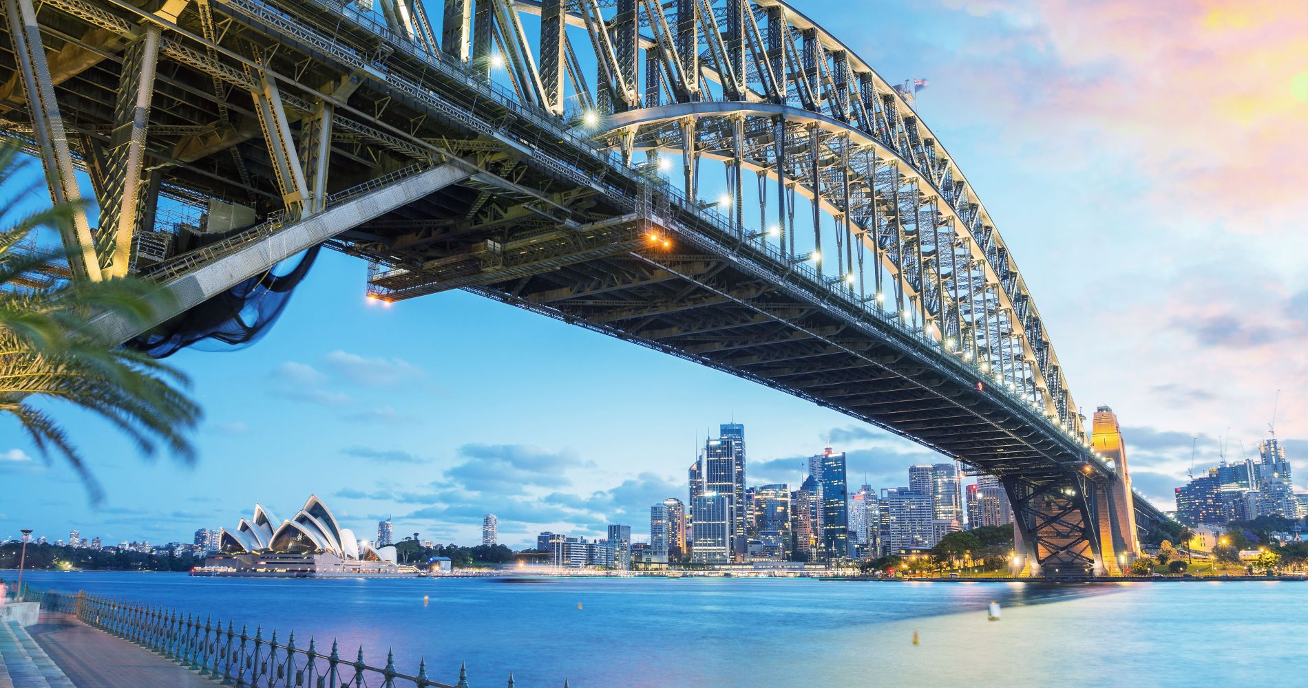 Visit Sydney with Hop-On Hop-Off Big Bus for Two