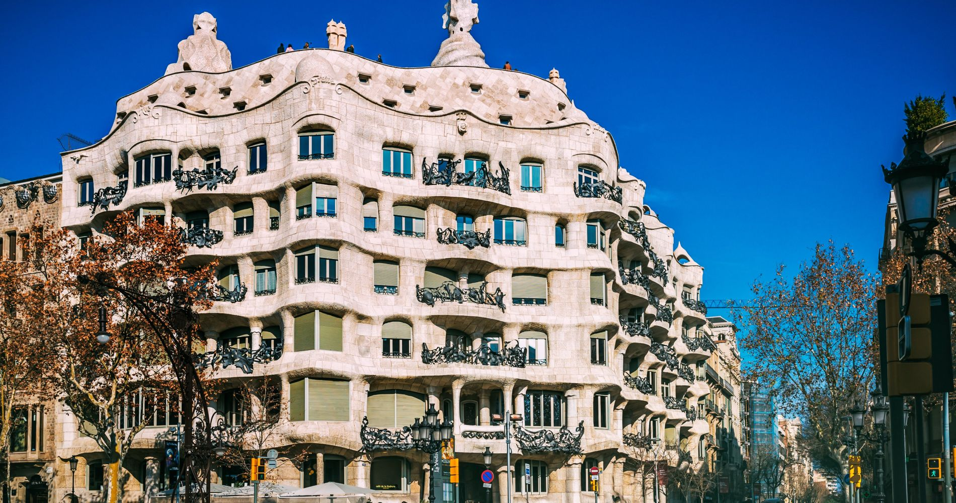 Best of Barcelona including La Pedrera for Two
