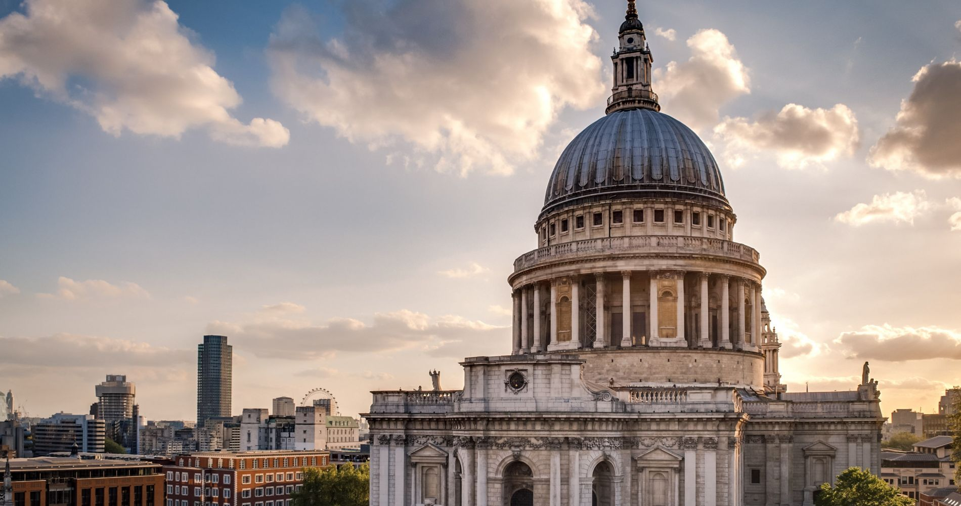 Visit London with St Paul's Cathedral for Two