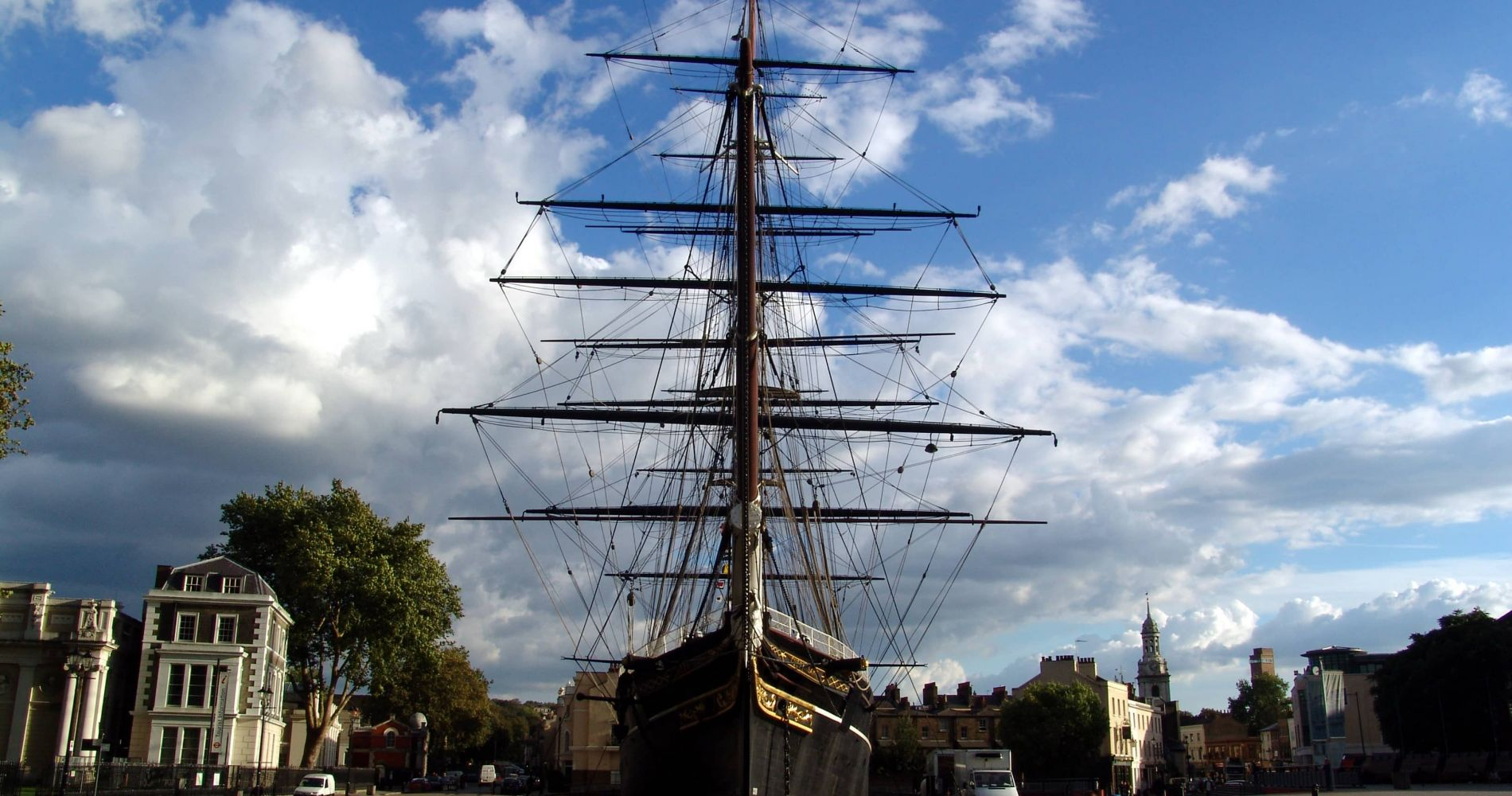 Visit London with Cutty Sark for Two