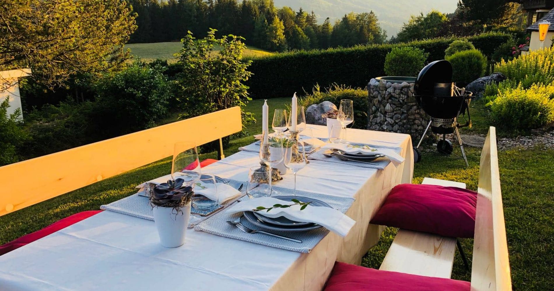 BBQ with a BEAUTIFUL Lake View - Fuschl Am See