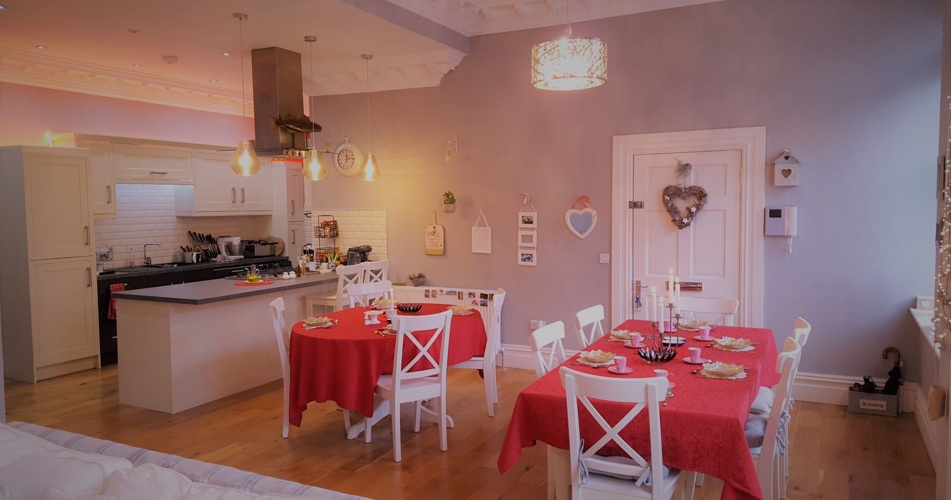 Scottish Classic Desserts cooking class with professional chef