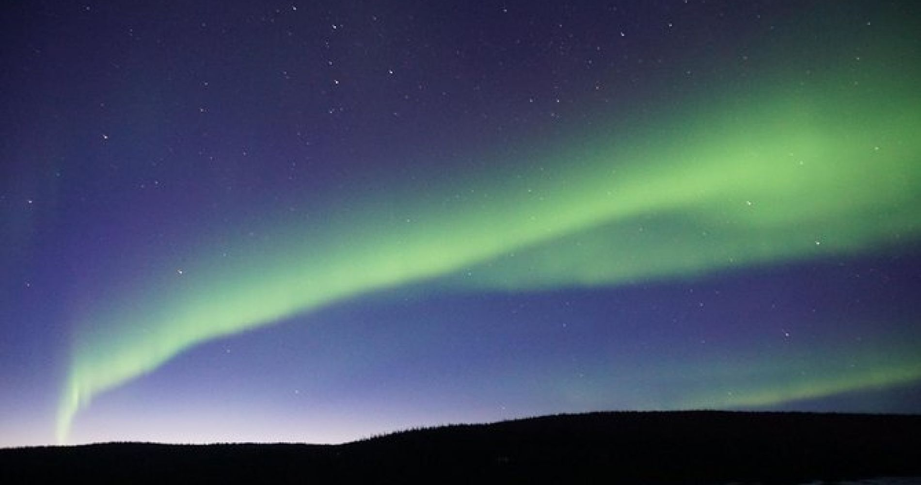Arctic Circle and Northern Lights Tour from Fairbanks