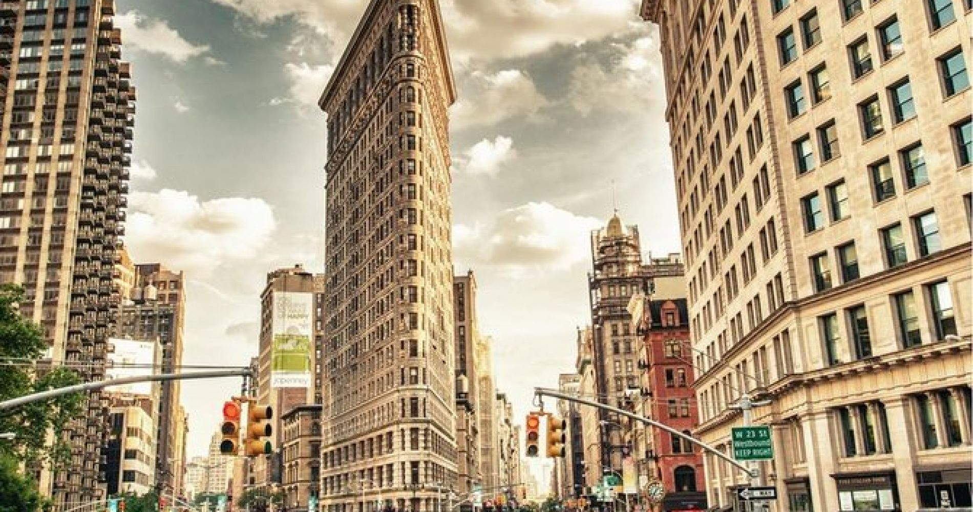 Flatiron and Union Square Food, Architecture and History Tour