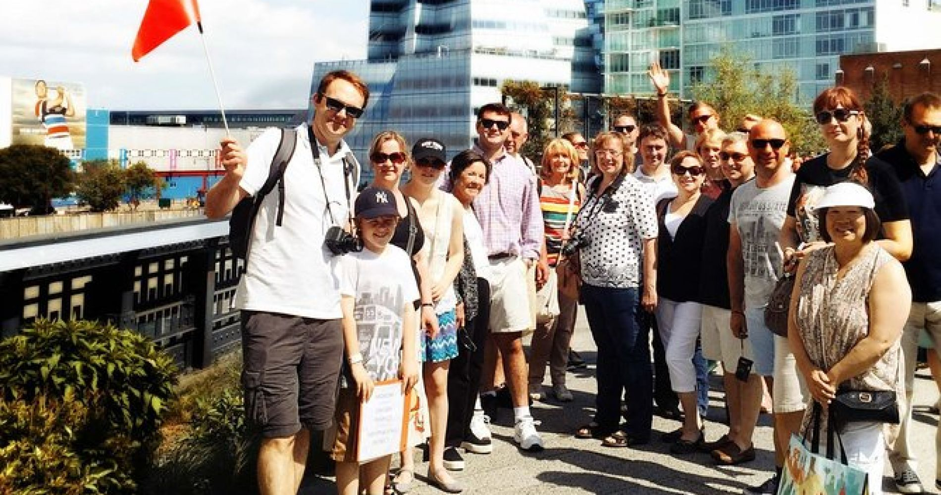 High Line, Meatpacking District, Chelsea NYC Walking Tour