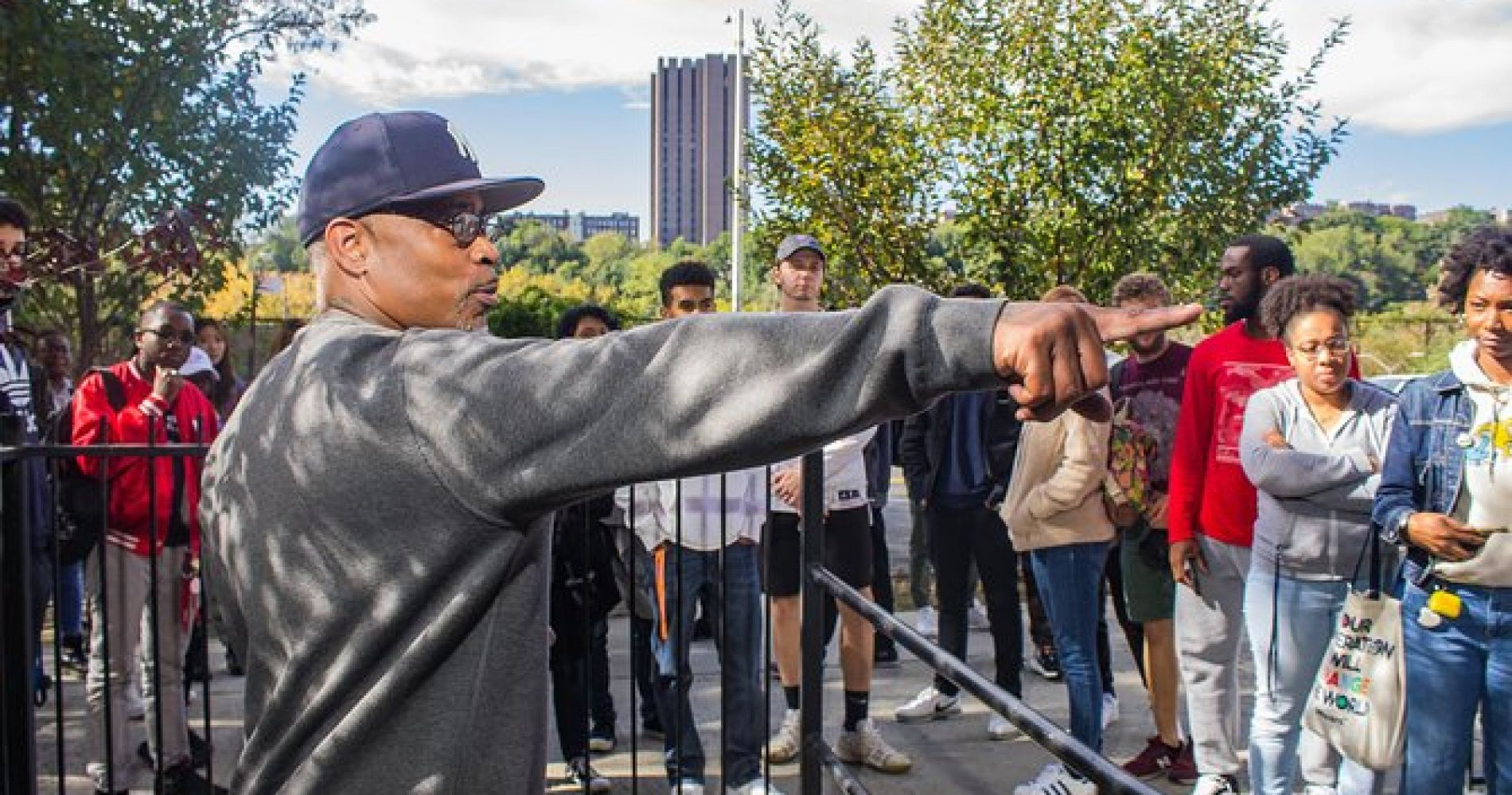 New York City Hip-Hop Cultural Tour Guided by Rap Grandmaster