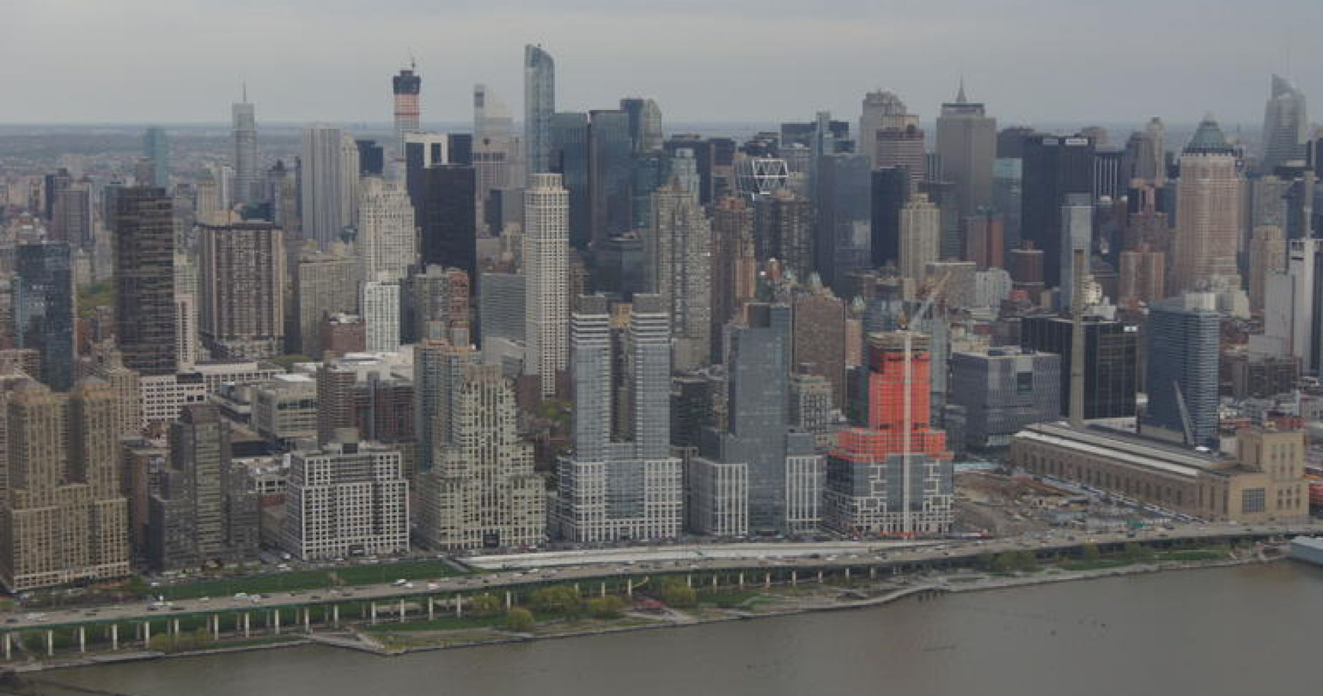 New York Manhattan Scenic Helicopter Tour