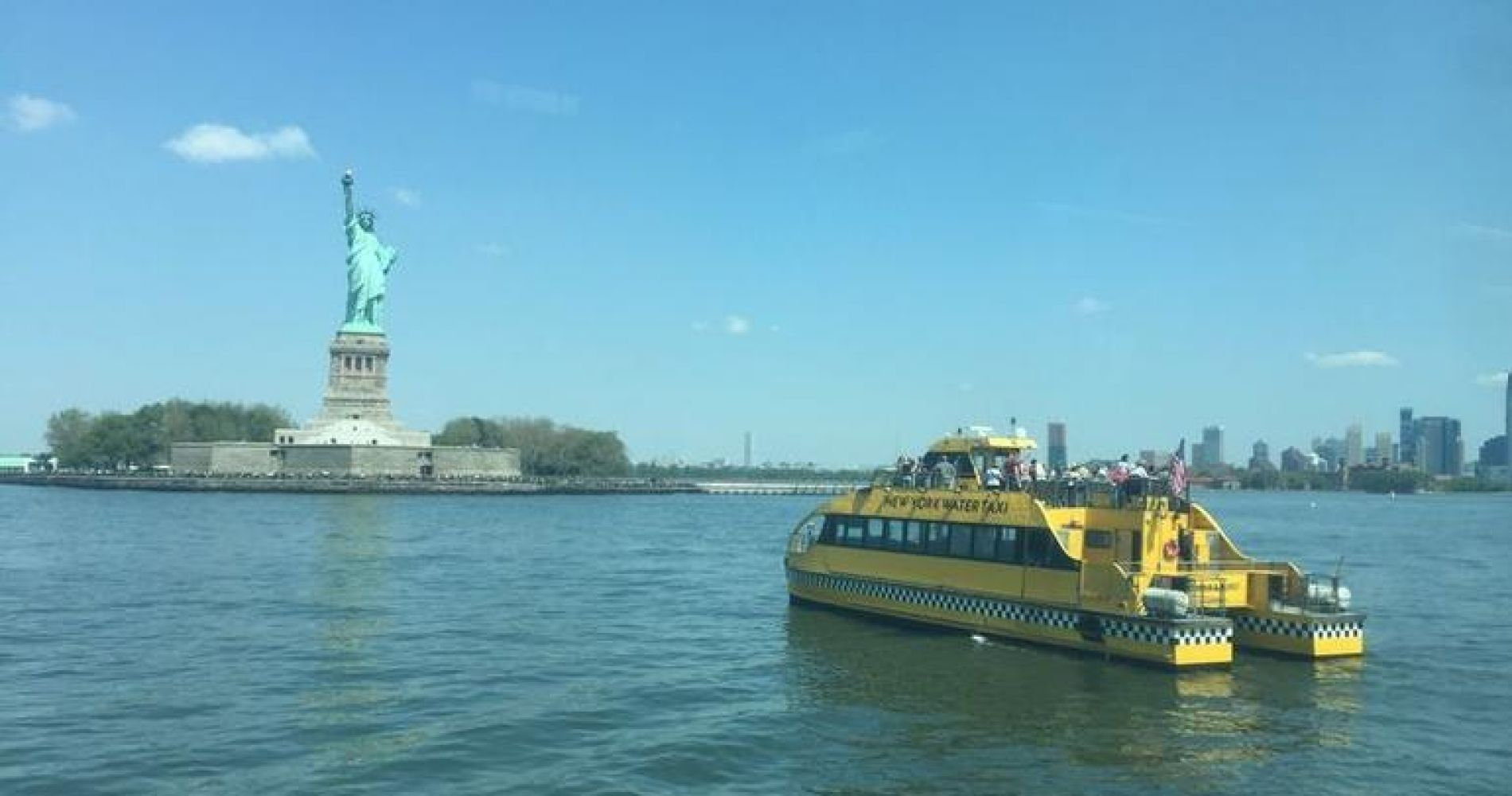 Statue of Liberty and Ellis Island Guided Monument Tour NYC