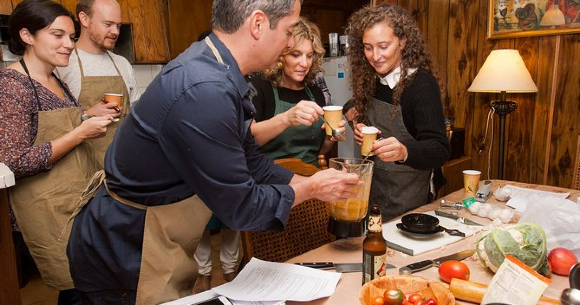 Authentic Indian hands on cooking classes