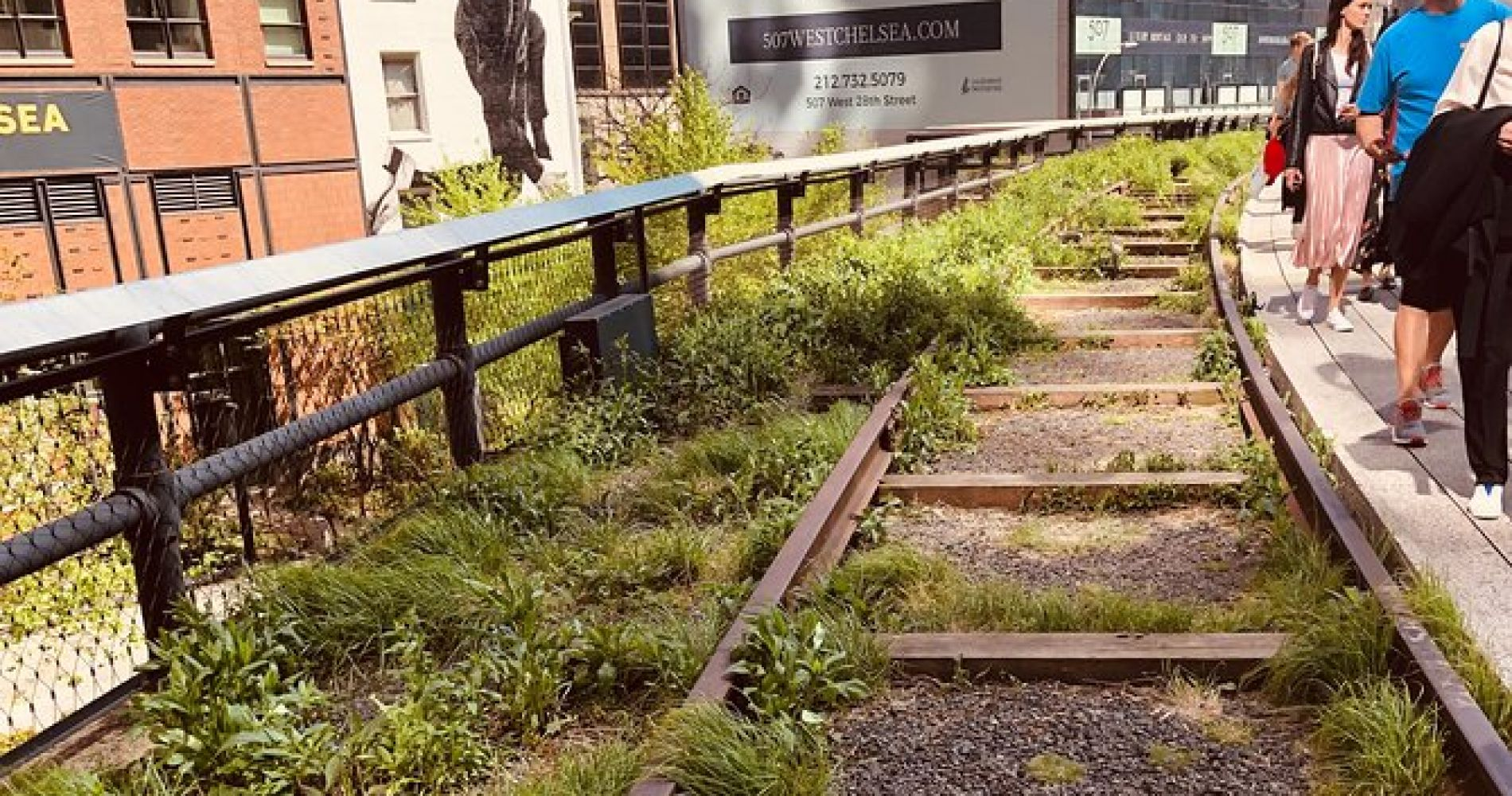 Secrets of Hudson Yards Walking Tour with High Line and Vessel