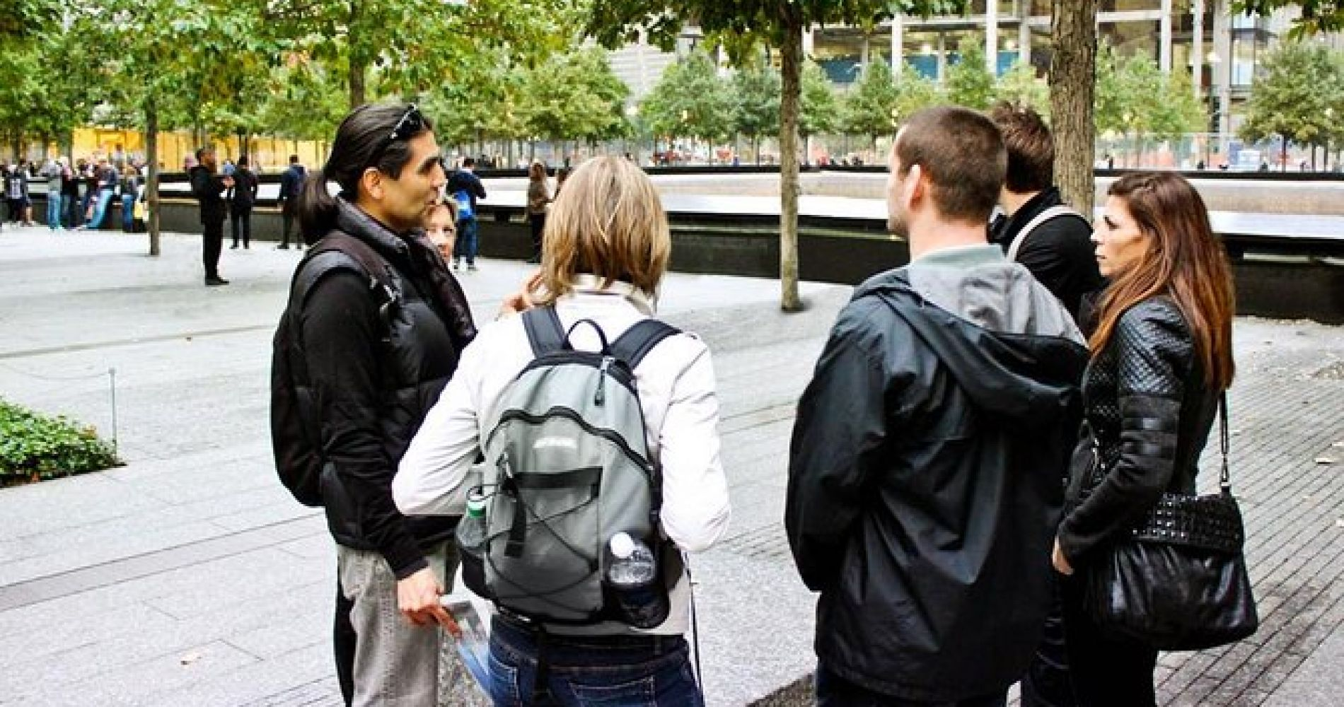 NYC 9/11 Memorial and Ground Zero Tour with Museum Option