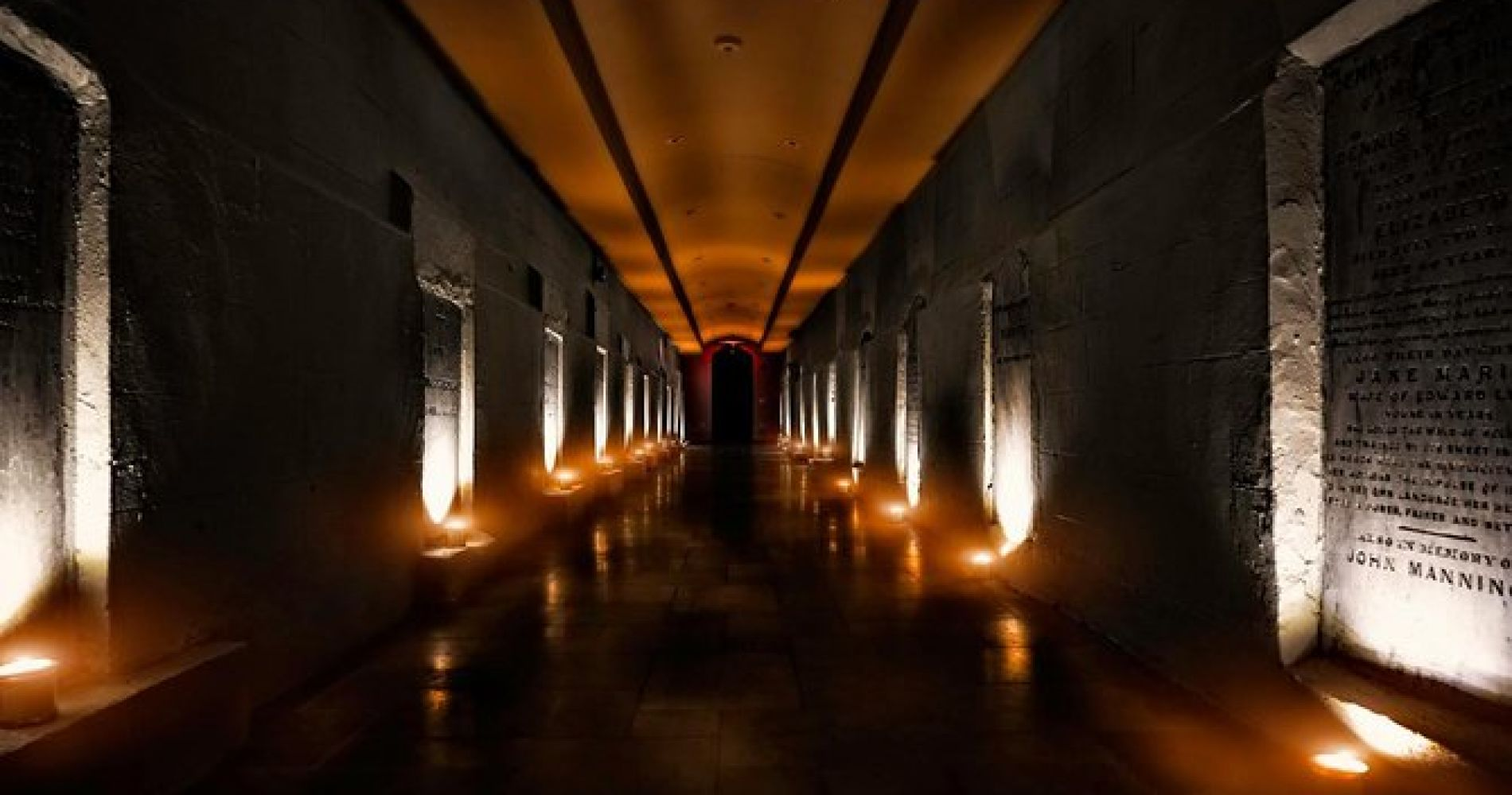 New York City Catacombs Tour by Candlelight