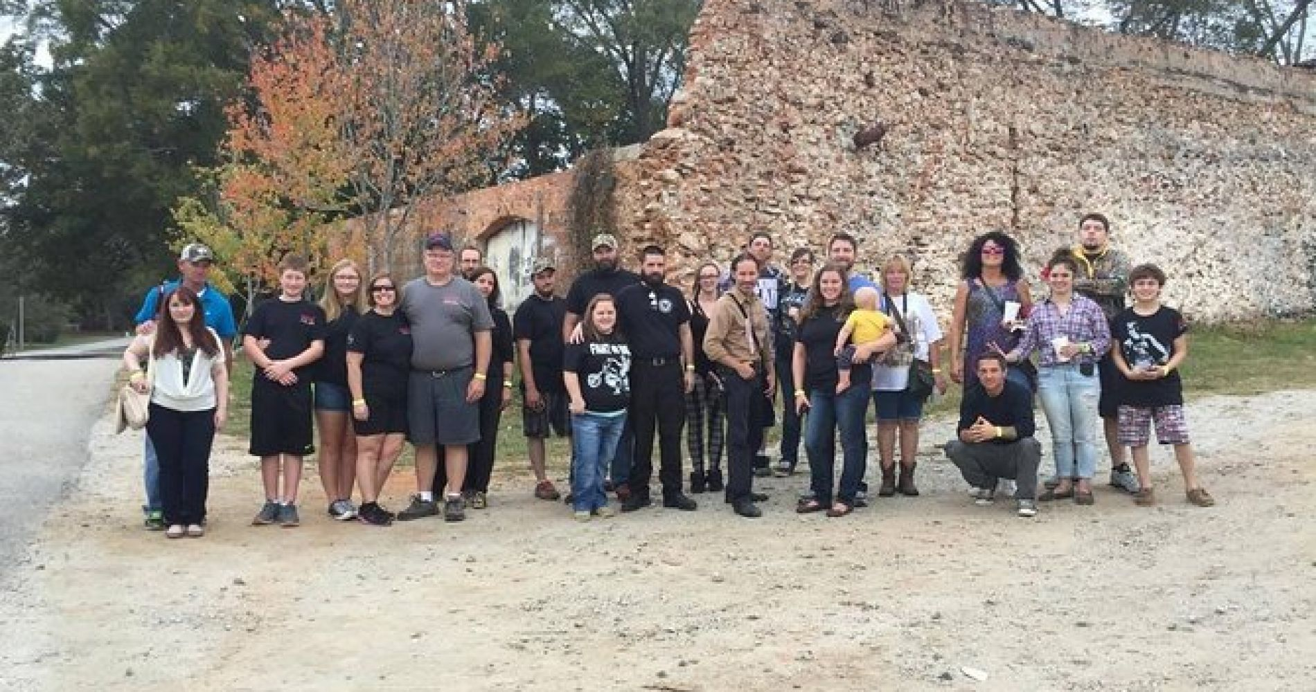 The Walking Dead TV Show Filming Locations Walking Tour