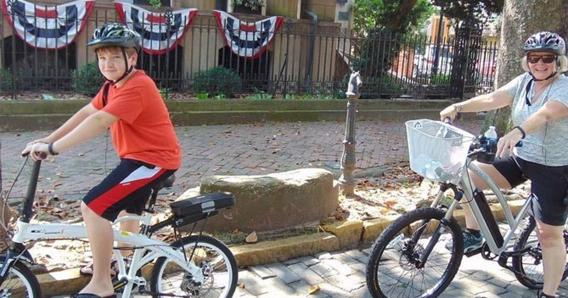 Savannah Segway History Tour in Historic Landmark District
