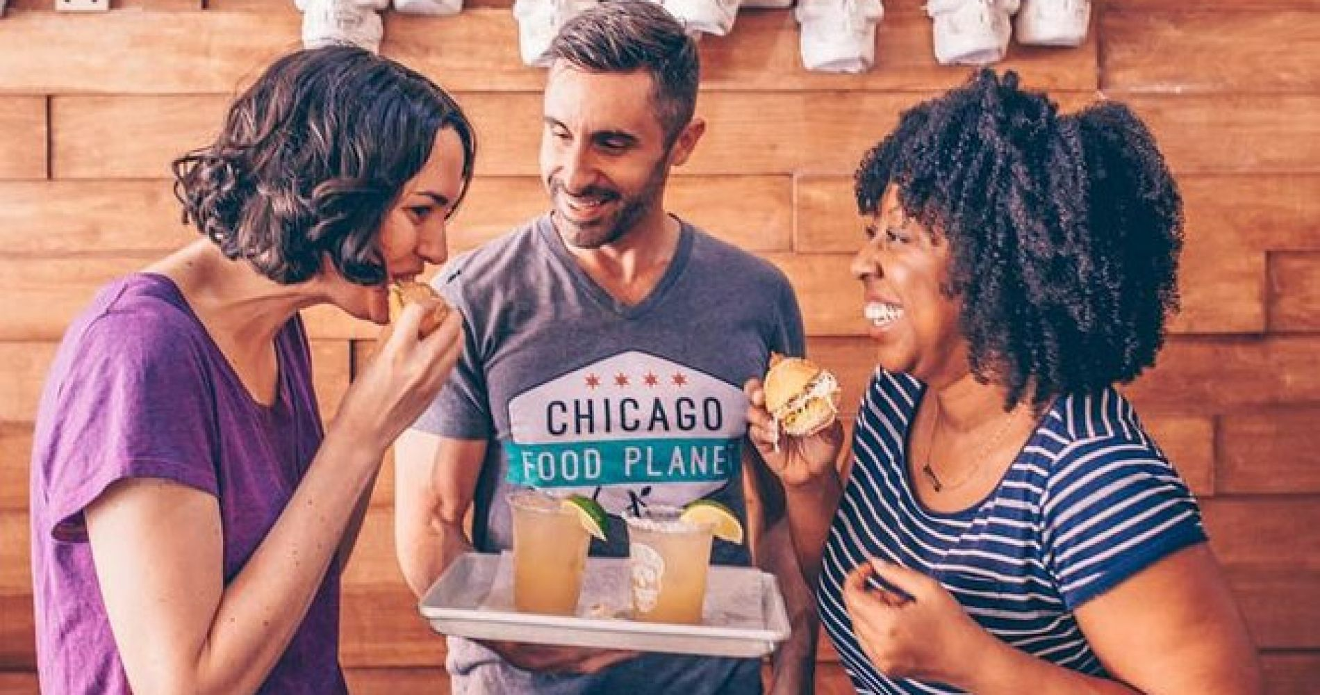 Gateway to Chicago's West Loop Food Tour
