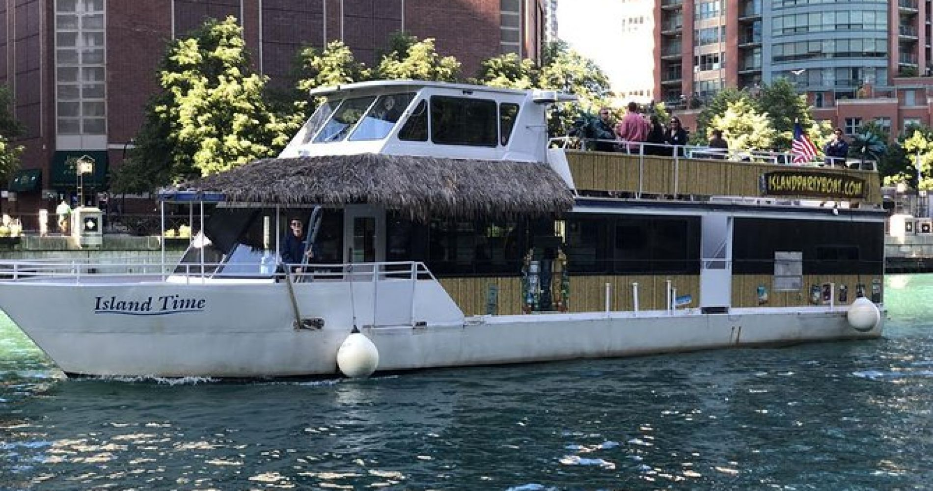 Chicago Tiki Boat Party Cruise