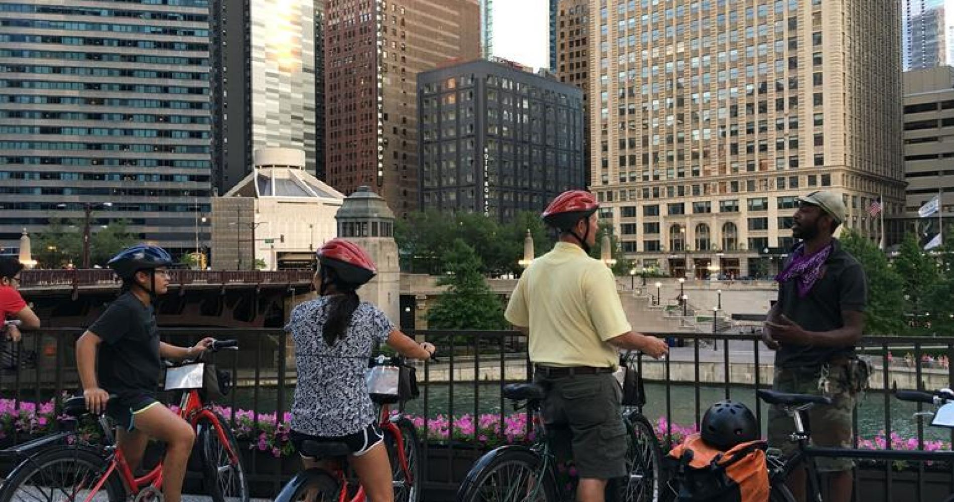 Ultimate Chicago Food Tour by Bike