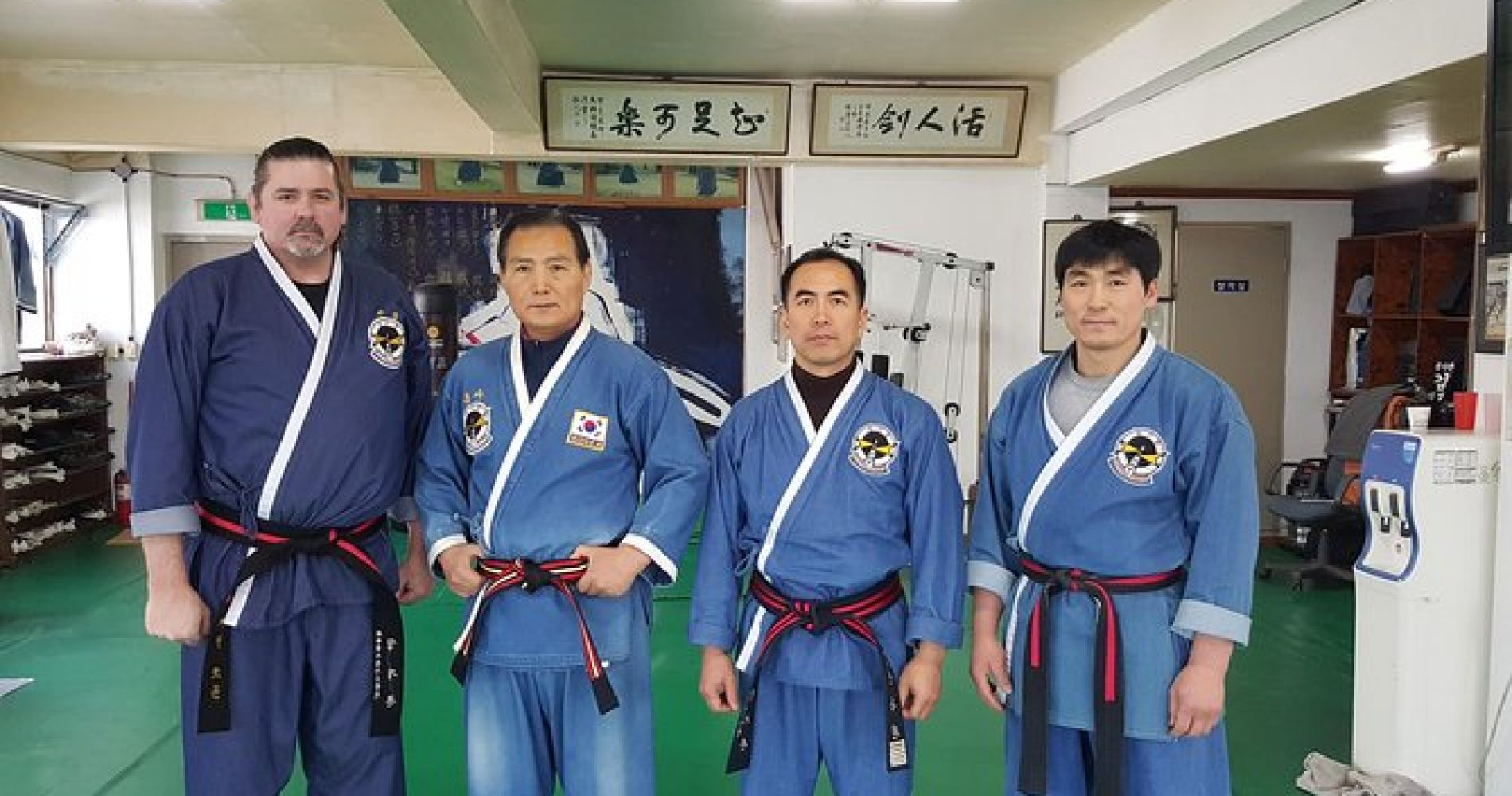 Private Hapkido and Kuhapdo Martial Arts Lesson