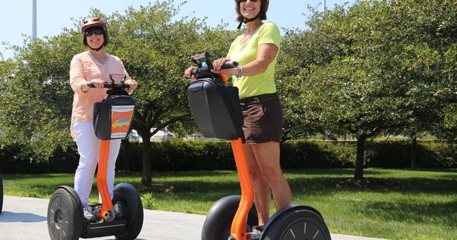 Chicago Lakefront and Museum Campus Small-Group Segway Tour