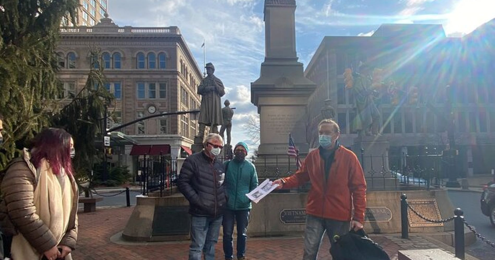 Lancaster History and Craft Beer Walk