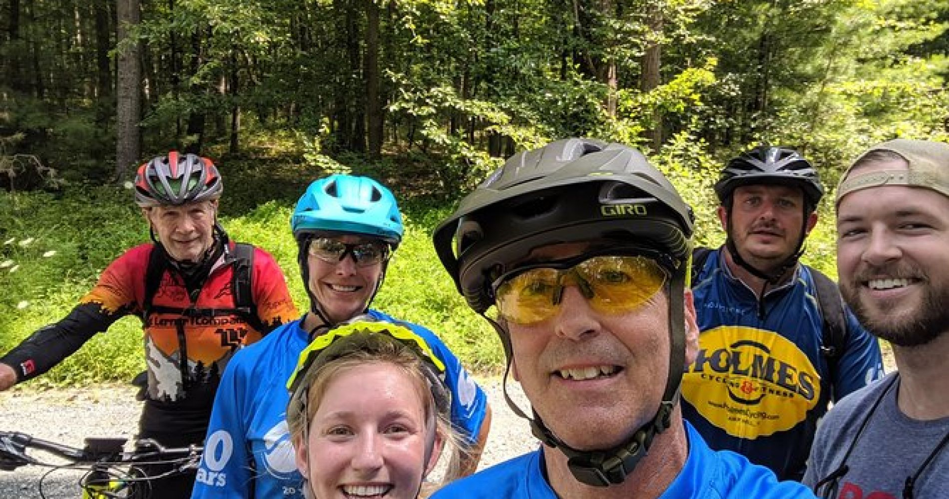 Michaux Mountain Biking