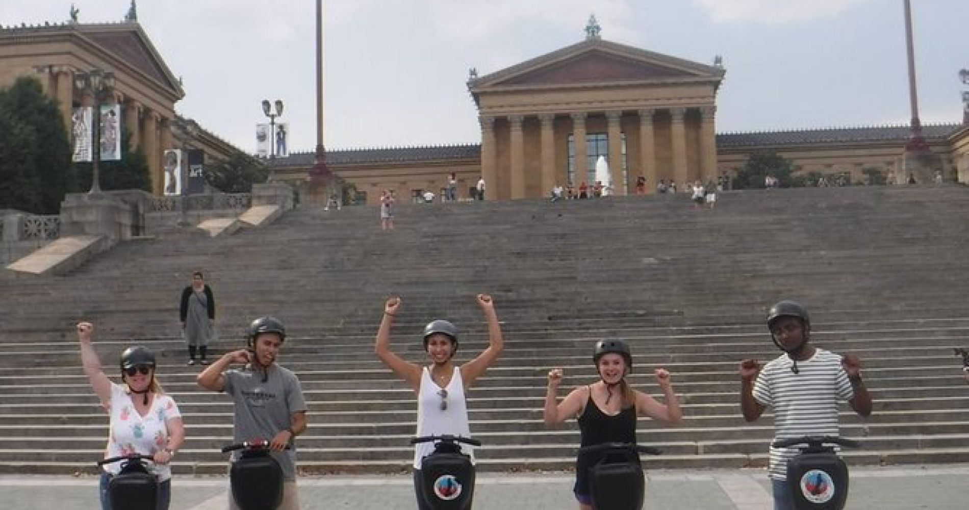 Philadelphia Segway Tour with Historic District, Society Hill