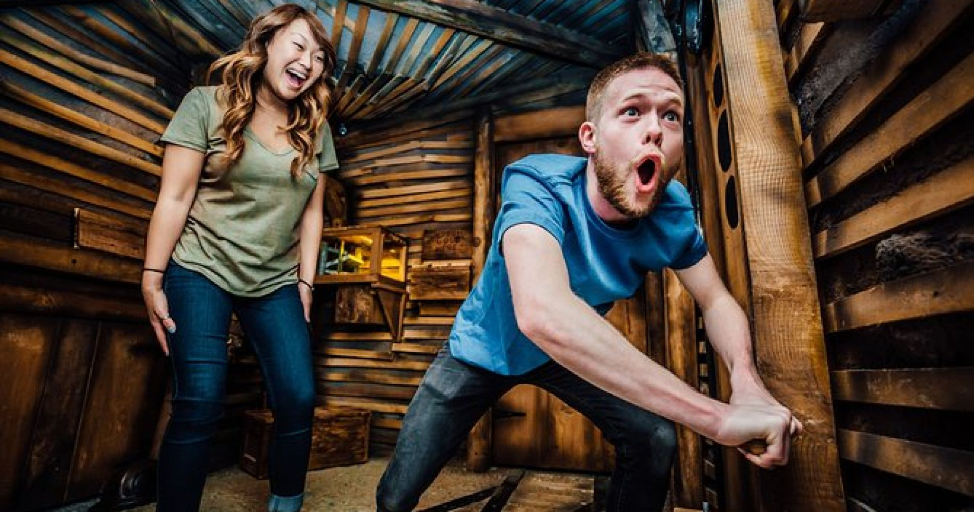The Escape Game King of Prussia: Epic 60-Minute Adventures