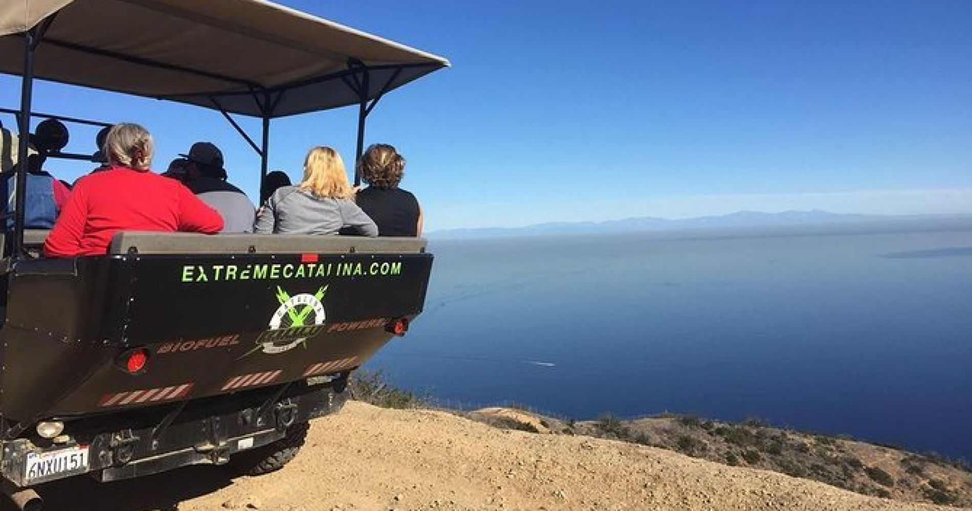 Catalina Island Cape Canyon Off-Road H1 Hummer Tour with Lunch