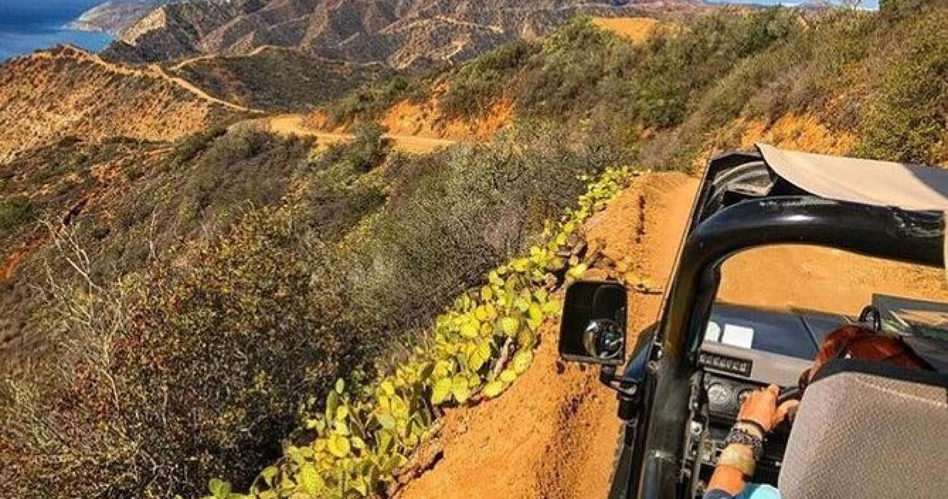 Catalina Island Ridgetop Eco Adventure
