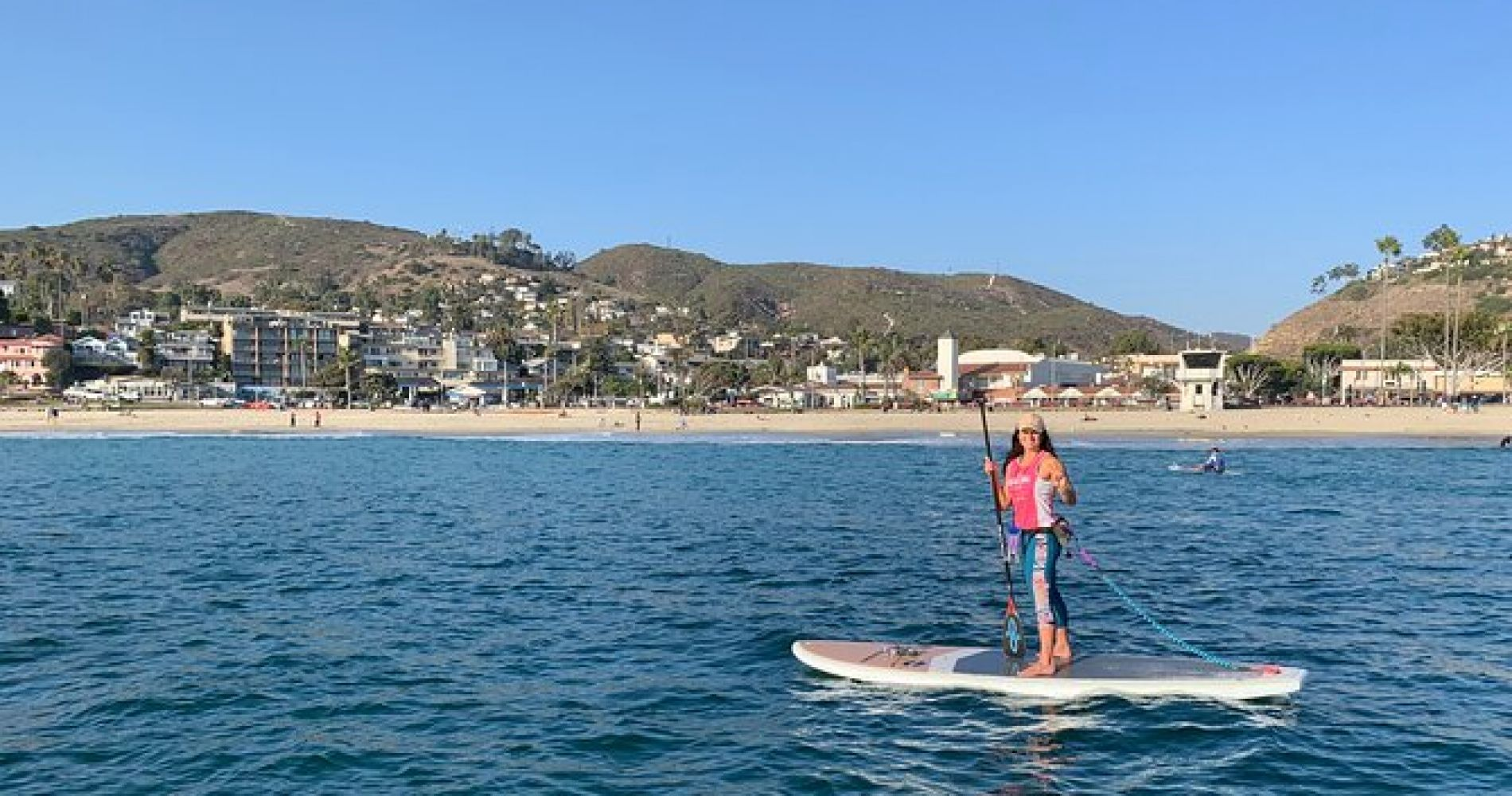 Laguna Beach SUP Lesson and Tour
