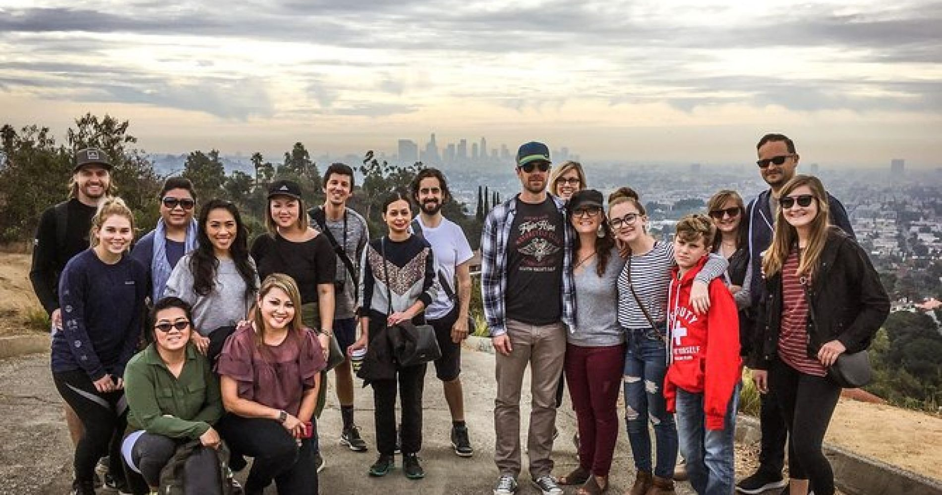 Hollywood Sign, Griffith Park Observatory Hiking Tour