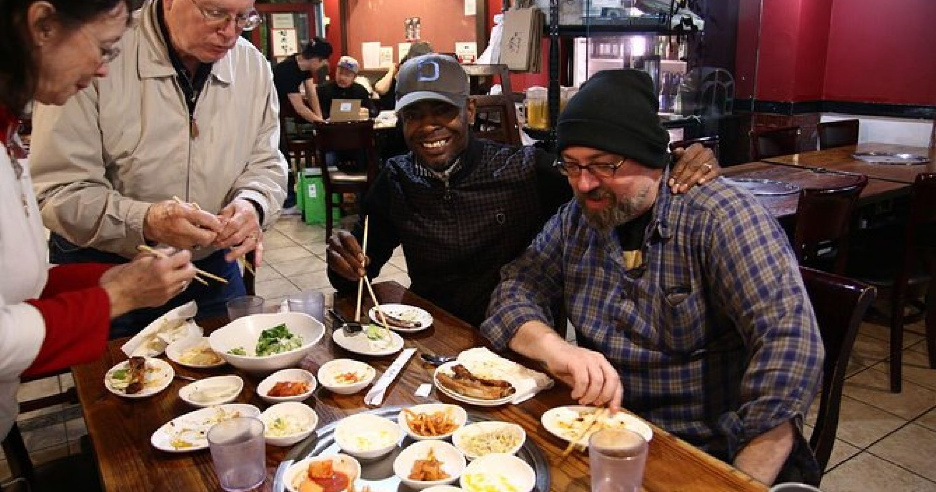 Los Angeles: Ethnic Food, Drink and Culture Tour (Small Group)