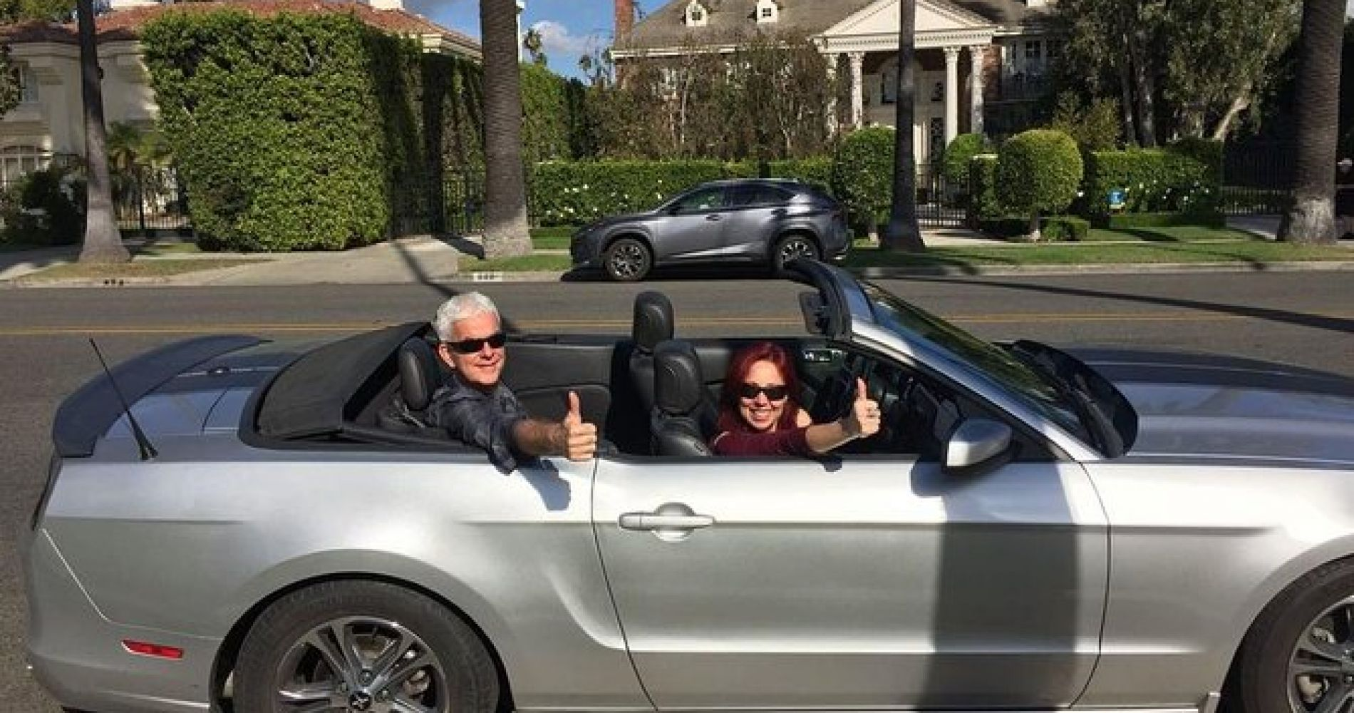 VIP Mustang Celebrity Tour (2 hours)