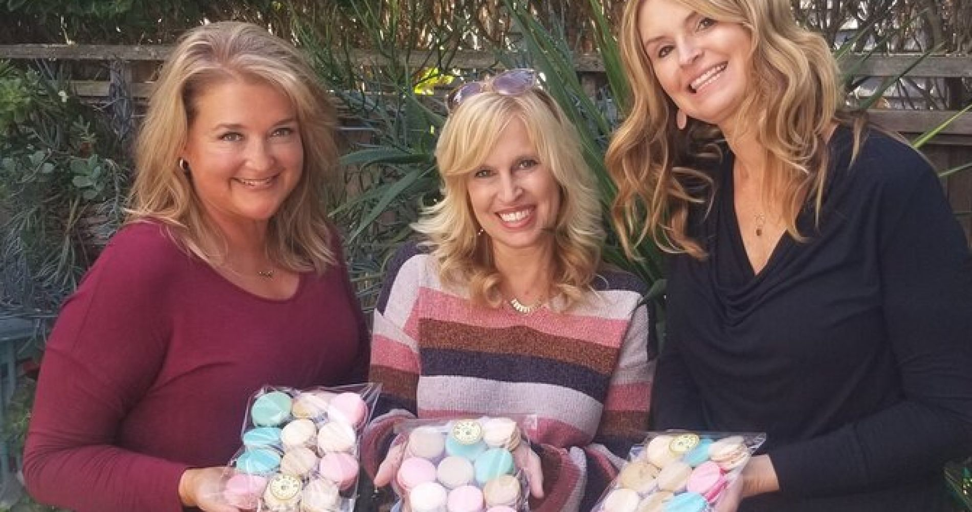 Macaron making with a Master Chef - Carmel-by-the-Sea - + Take Home Apron