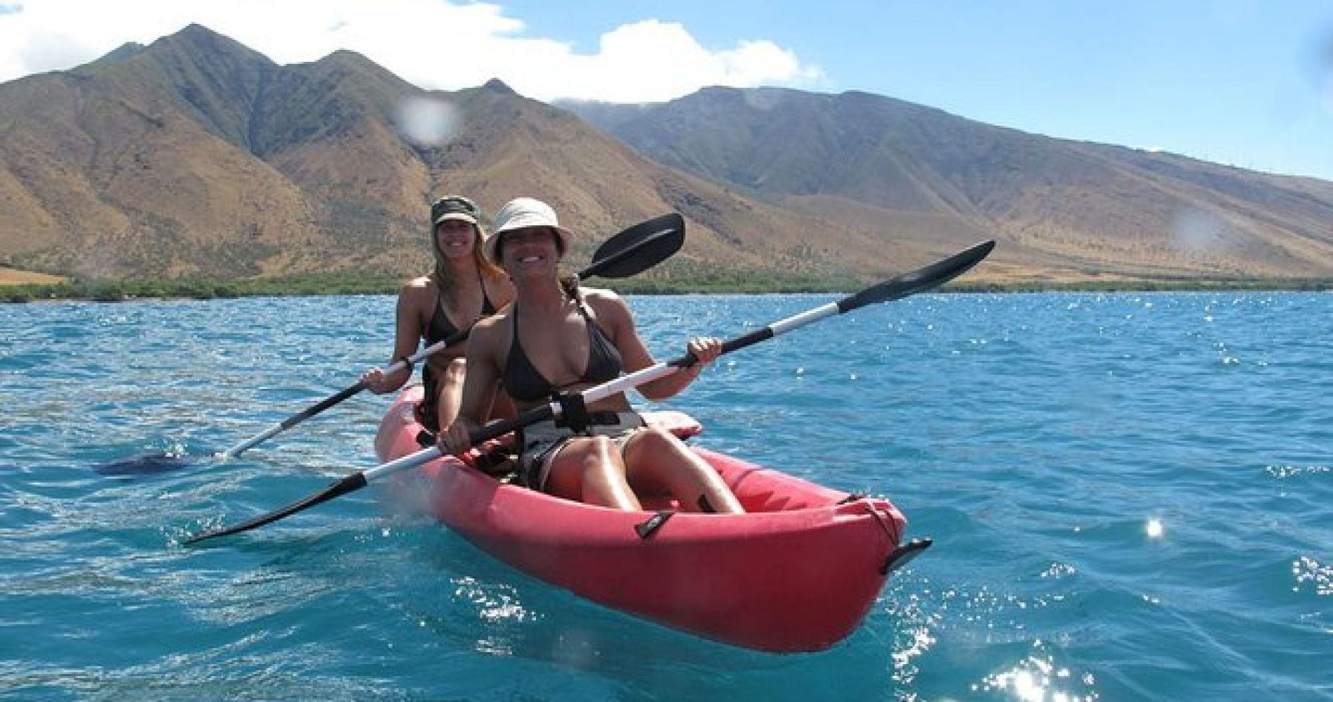 Lahaina Paddle 2-Hour Kayak Small-Group Tour from Maui