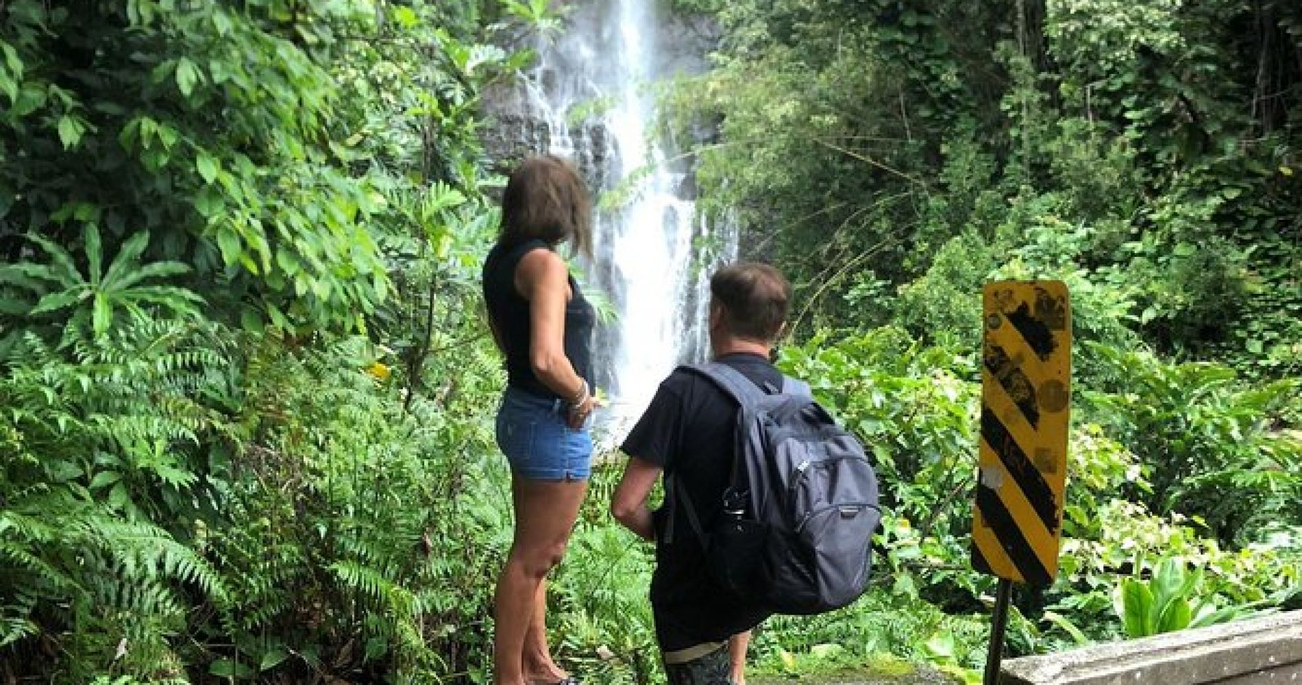 Small Group Road to Hana Adventure Tour with Pickup