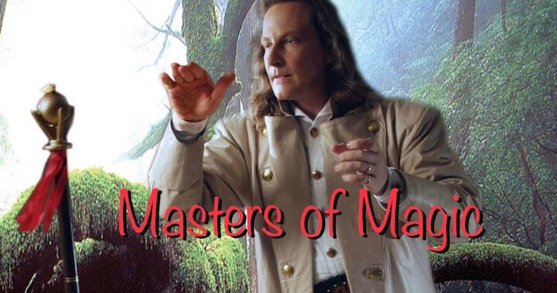 Masters of Magic Show Tickets at Las Vegas Magic Theater