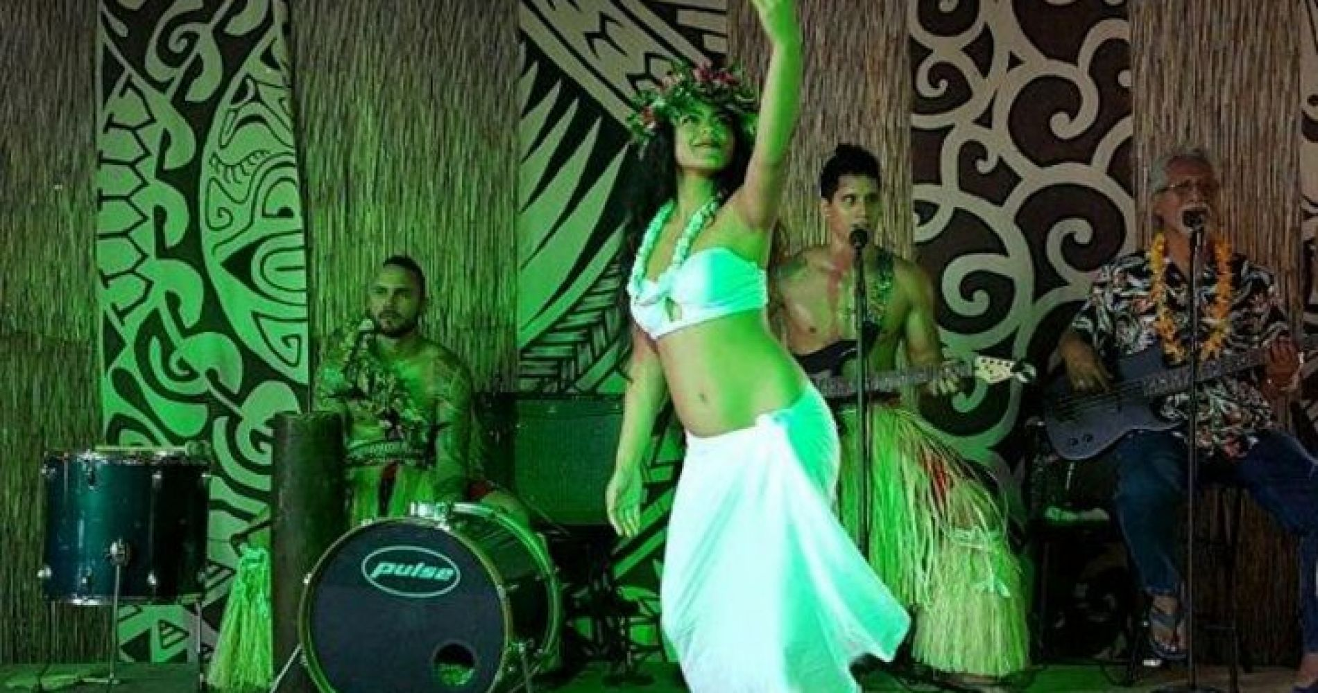 Polynesian Fire Luau and Dinner Show in Myrtle Beach