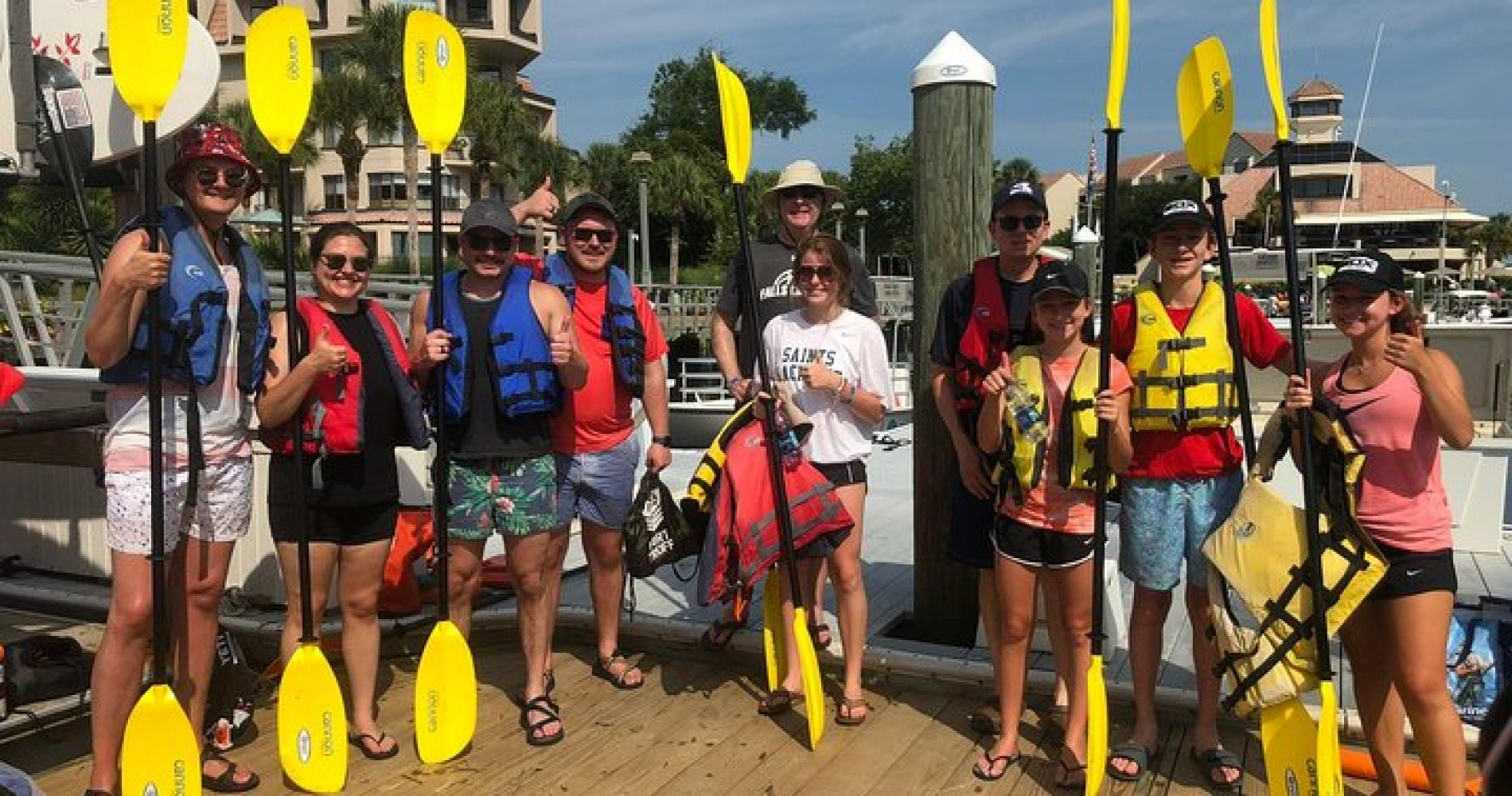 2-Hour Guided Kayak Nature Tour of Hilton Head